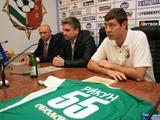 Рыкун подписал контракт с «Ворсклой» и хочет вернуться в сборную