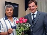 Луческу вернулся на боевой пост