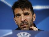 Джанлуиджи Буффон: «Возможно, сегодня сыграю последний матч за «Ювентус» в Лиге чемпионов»