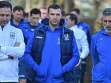 Украина — Марокко: ориентировочный состав украинской сборной