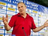 Александр Томах: «Если развалится «Черноморец»…»