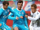 Суперкубок России выиграл «Зенит»