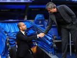 Жозе Моуринью: «Я уважаю решение Гвардиолы»