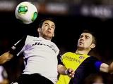 В стане соперника. «Валенсия» вырвала ничью в матче с «Атлетико»