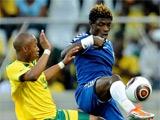 Игроки сборной ЮАР ошибочно радовались выходу на Кубок Африки
