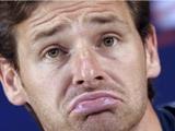 Андре Виллаш-Боаш: «Мы не можем говорить о вылете из Лиги чемпионов»