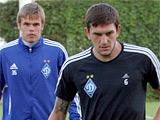 ФОТОрепортаж: открытая тренировка «Динамо» накануне матча со «Сток Сити» (28 фото)