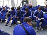 «Динамо» отправилось в Москву