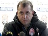 Юрий Вернидуб назначен главным тренером «Зари»