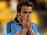 Алессандро дель Пьеро покидает «Сидней» и, скорее всего, завершает карьеру