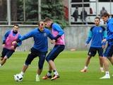 ФОТОрепортаж: тренировка сборной Украины в Конча-Заспе (26 фото)