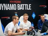 Игроки киевского «Динамо»  сыграли в виртуальный футбол с профессиональными геймерами (ФОТО, ВИДЕО)