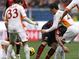 «Рома» проиграла, ведя в счёте 3:0 (ВИДЕО)