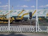 На стадионе «Ворскла» будет новый газон