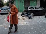 Возле клуба болельщиков «Панатинаикоса» произошел взрыв