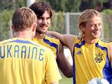 ФОТОрепортаж: открытая тренировка сборной Украины (29 фото)