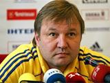Юрий КАЛИТВИНЦЕВ провел пресс-конференцию (+Отчет, + Видео, +Фото тренировки)