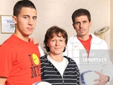 Азар: «Лучшим футболистом в нашей семье была мама»