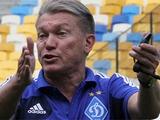 Олег Блохин: «Во втором тайме мы полностью переиграли «Днепр»