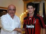 Галлиани: «Пато остаётся в «Милане»