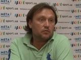 Олег ОРЕХОВ: «Мы расстались друзьями с УЕФА»