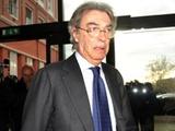 Моратти готов продать «Интер»
