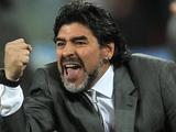 Марадона нашел работу в пятом аргентинском дивизионе