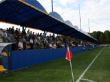 «Княжа-Арена» допущена к проведению матчей чемпионата Украины