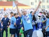Артем Милевский: «Приятно, что в 33 года я могу выигрывать и Суперкубок, и Кубок Беларуси»