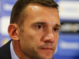 Андрей ШЕВЧЕНКО: «Понимаю риск, вызывая игроков без практики»