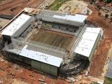 На одном из стадионов для ЧМ-2014 в Бразилии до сих пор не установлено ни одного кресла
