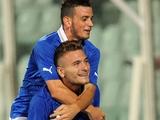 Контрольный матч.  Италия (U-21) — Украина (U-21) — 1:0