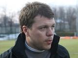 Алексей Гай: «В ответном матче будем играть на победу»
