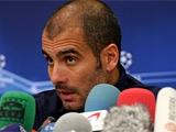 Хосеп Гвардиола: «Если не покажем своей лучшей игры, «Шахтер» проедет по нам катком»