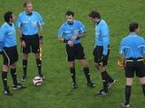 УЕФА выделит Украине деньги на дополнительных арбитров