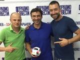 Владислав ВАЩУК: «…А лучший вратарь — это Шовковский!»
