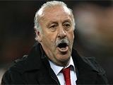 Дель Боске: «Не думаю, что сборная Испании находится в кризисе»