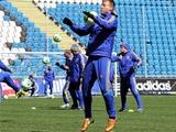 Сегодня в планах сборной Украины — лишь теория