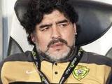 Марадона вернется к работе уже в среду