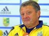 Мирон Маркевич: «Свой лучший матч мы провели против «Динамо»