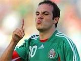 Экс-форвард сборной Мексики Бланко подался в актеры