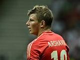 Аршавин ведет переговоры с итальянцами