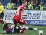 «Черноморец» — «Заря» — 2:1. После матча. Вернидуб: «Игра была равной»