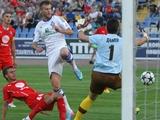 «Таврия» — «Динамо» — 3:2. Отчет о матче
