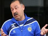 Валерий ГАЗЗАЕВ: «Не считаю наших соперников по группе аутсайдерами»