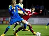 Юношеская сборная Головко дважды сыграла с Данией