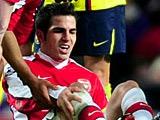 «Арсенал» потерял Фабрегаса и Эбуэ на несколько недель