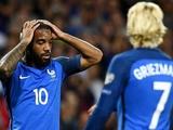 Франция не смогла обыграть Люксембург впервые с 1914 года