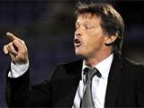 Главный тренер Бельгии ушел в отставку после поражения в матче с Арменией