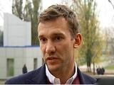 Андрей Шевченко: «Давайте пожелаем нашей сборной попасть на чемпионат мира»